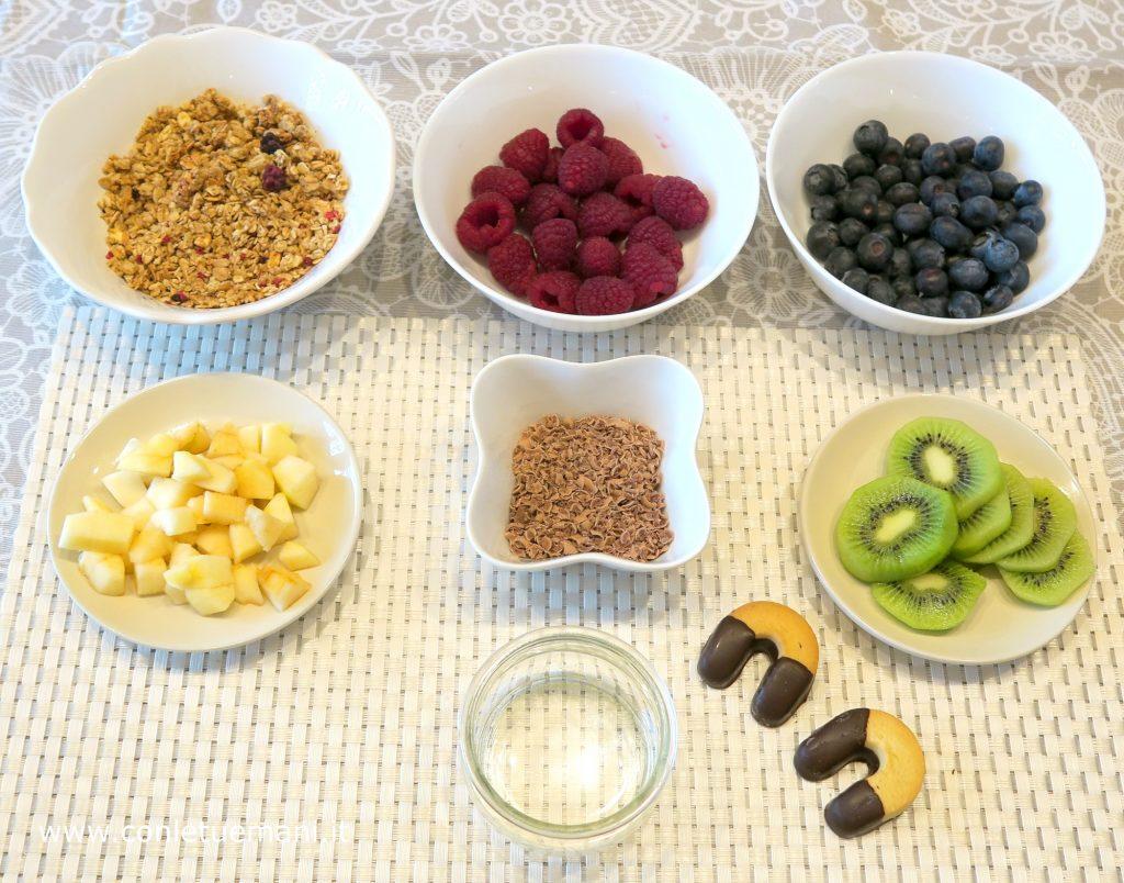 Come fare lo yogurt fatto in casa: ingredienti