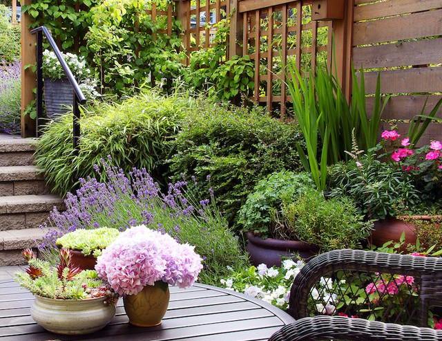 idee piccolo giardino