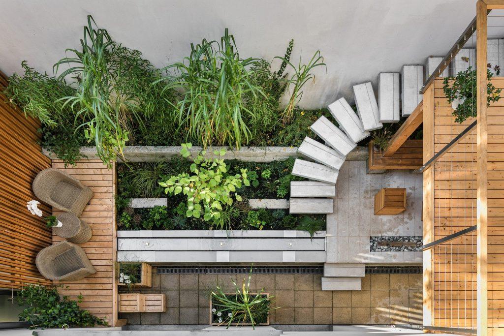 progettare piccolo giardino